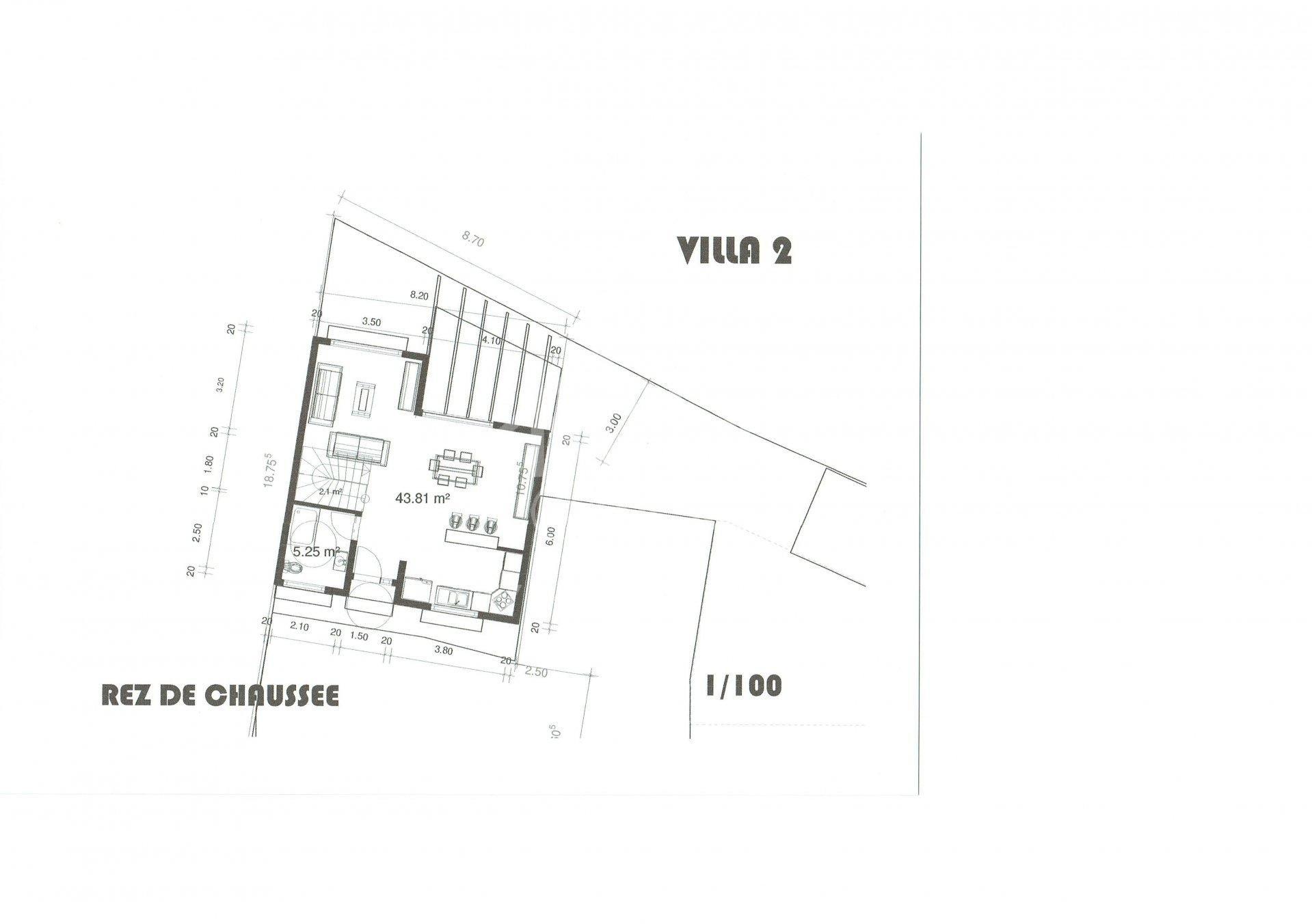 Maison-Villa - L'Étang-Salé