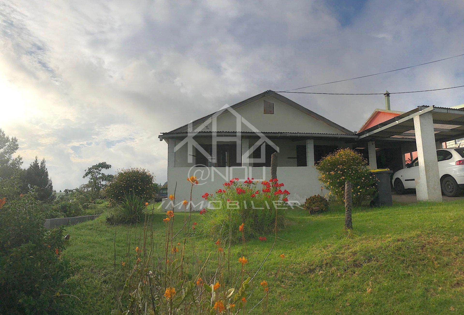Maison-Villa - La Plaine des Cafres