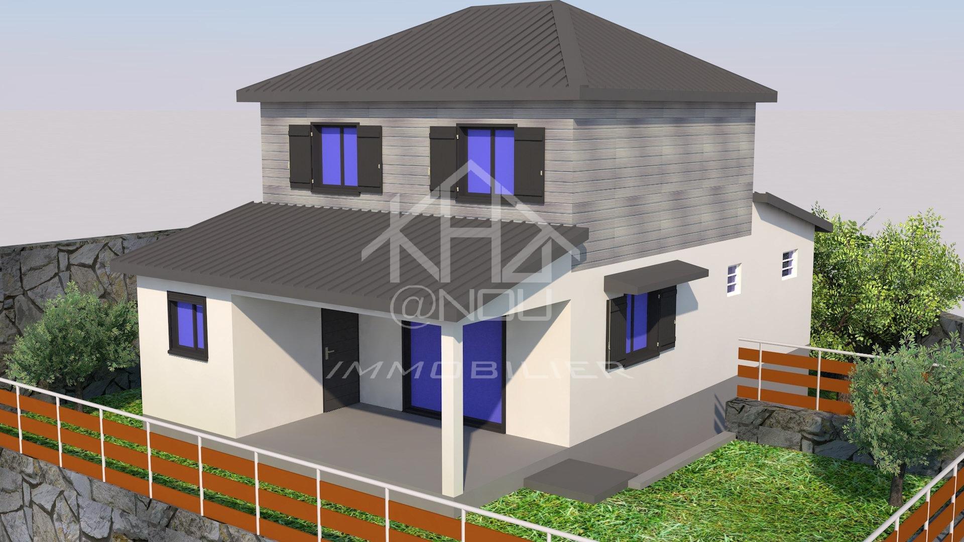 Maison-Villa - Entre-Deux