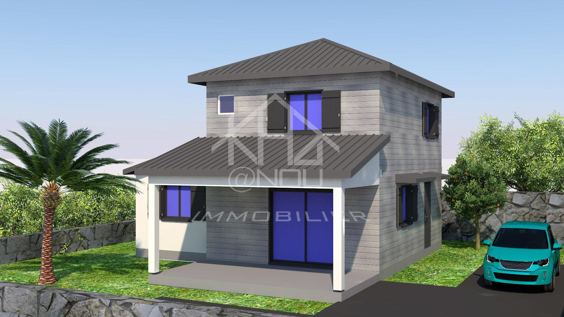Vente Maison-Villa Entre-Deux
