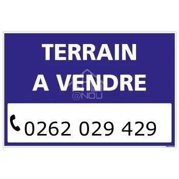 Terrain - Saint-Pierre